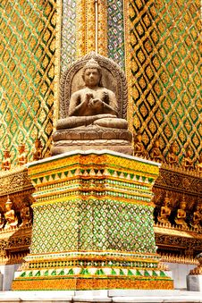 Free Grand Palace In Bangkok, Thailand Stock Photography - 15688822