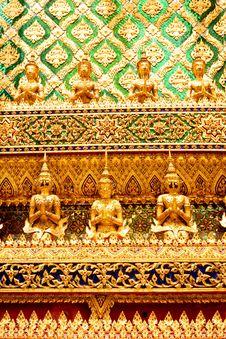Free Grand Palace In Bangkok, Thailand Stock Photo - 15688840