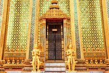 Free Grand Palace In Bangkok, Thailand Royalty Free Stock Photos - 15688908