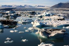 Free Iceland Glacier Stock Image - 15689191