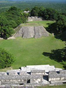 Free Xunantunich Royalty Free Stock Photography - 15689977