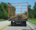 Free Hay Wagon Stock Images - 15691544