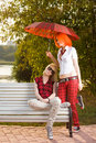 Free Two Teenage At The Summer Park Royalty Free Stock Photos - 15695718