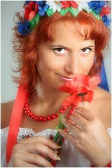 Free Ukranian Women Stock Image - 15692221