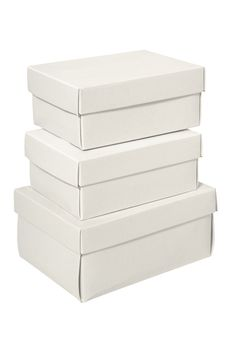 Free White Boxes Stock Images - 15692504