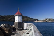 Free Lighthouse In Bodø Stock Photos - 15692773