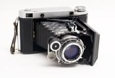 Free Old Photo Camera Stock Images - 15693014