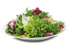 Free Salad Royalty Free Stock Photography - 15693377