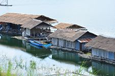 Free Fisherman Village Royalty Free Stock Photos - 15693748
