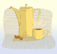 Free Coffee Stillife Stock Photos - 15693793