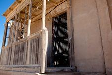 Free Town Kolmanskop Royalty Free Stock Photography - 15693837