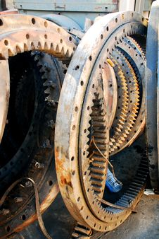 Free Gear Wheel Stock Photography - 15694182