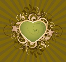 Free Abstract With Heart Stock Photos - 15694843