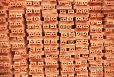 Free Stack Of Brickwork Royalty Free Stock Image - 15697526