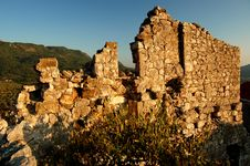 Free Ruins Of Stari Bar, Montenegro Royalty Free Stock Photo - 15698605
