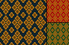 Free Old Fabric Pattern Stock Photos - 15699103