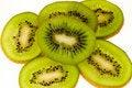 Free Kiwi Fruit Sliced Stock Photos - 1572963