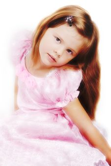 Free Litle Princess Stock Photo - 1570380