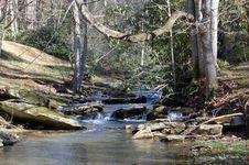 Free Mountain Stream 3 Stock Photos - 1570583