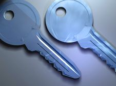 Free Keys Stock Image - 1574321