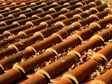 Free Roof Tiles Stock Photos - 1575273