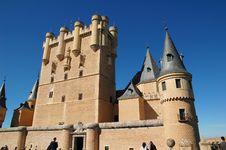 Free Segovia Fortress 4 Stock Photo - 1576260