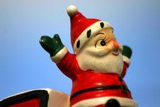 Free Loco Santa 8 Royalty Free Stock Photos - 1576948