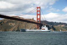 Free Golden Gate Bridge, San Francisco, USA Royalty Free Stock Photos - 1577688
