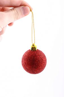 Free Christmas Ball Stock Photos - 1579553