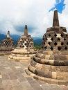 Free Borobudur Stock Photography - 15700772