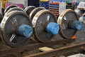Free Spare Railway Wheels Stock Images - 15704044