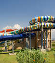 Free Water Park In The Open Air Royalty Free Stock Photography - 15706767