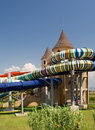 Free Water Park In The Open Air Royalty Free Stock Images - 15706769