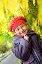 Free Portrait Of Little Girl Royalty Free Stock Photos - 15707368