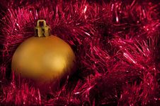 Free Christmas Decoration Royalty Free Stock Photography - 15700227