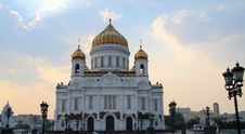 Free Cathedral Of Christ The Savior Stock Photo - 15700500