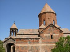 Free Monastery Khor Virap, Armenia Royalty Free Stock Photos - 15700618