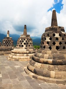 Free Borobudur Stock Photography - 15700772