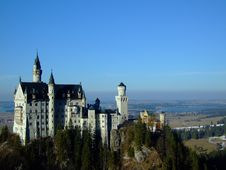Free Neuschwanstein Castle Stock Images - 15701984