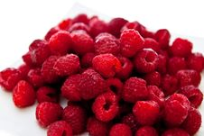 Free Heap Of Raspberries Royalty Free Stock Photography - 15702107