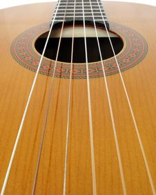 Free Guitar Strings Royalty Free Stock Images - 15702419