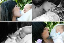 Free Mother And Son Stock Photos - 15702503