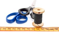 Free Sewing Kit Stock Photo - 15702870