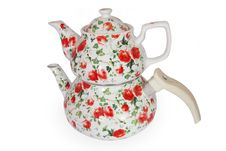 Free Teapot Tea Royalty Free Stock Photography - 15703237