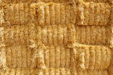Free Stacks Of Hay Close-up. Royalty Free Stock Image - 15704806