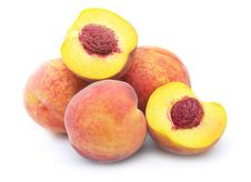 Free Ripe Peaches Royalty Free Stock Image - 15705626