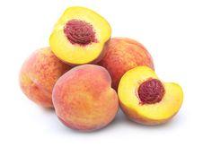 Free Ripe Peaches Royalty Free Stock Image - 15705626