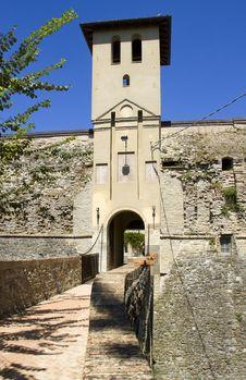 Free Felino Castle, Parma, Italy Royalty Free Stock Image - 15706586