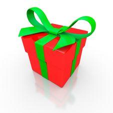 Free Gift Stock Image - 15706951