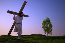 Free The Christ Stock Images - 15707524
